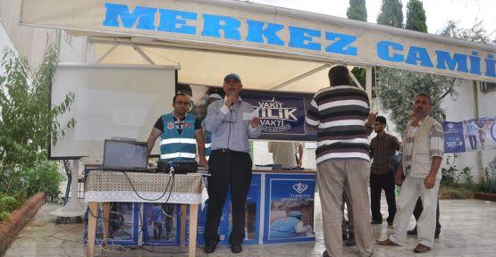Türkiye Diyanet Vakfı, fitre ve zekât topluyor