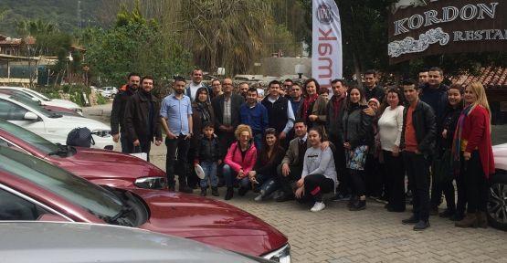 Turmak, FIAT Egea kullanıcılarıyla buluştu