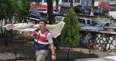 Yatağan'da kaçak kazı iddiası