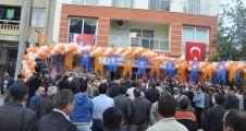 AK Parti milletvekili adayları, Yatağan'a çıkarma yaptı