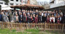 CHP'li adaylardan, temayülün ardından teşekkür ziyareti