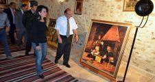Lagina Kutsal Alanı ve ilk kazı evi turizme kazandırılacak