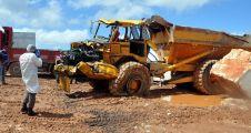 Yatağan'da mermer ocağında iş kazası: 1 ölü