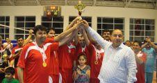 Kaymakamlık Voleybol Turnuvası ödülleri sahiplerini buldu