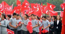 Yatağan'da Cumhuriyet Bayramı coşkusu
