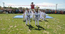 19 Mayıs Atatürk'ü Anma, Gençlik ve Spor Bayramı Yatağan'da kutlandı