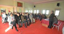 Yatağan Kent Konseyi genel kurulu düzenlendi