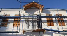 Stratonikeia Antik Kenti'ndeki tarihi ev restore ediliyor