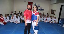Balkan şampiyonluğunu, kazada ölen arkadaşına armağan etti
