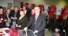 Delege seçimi unuttu, Üstündağ-Alban gerginliğini izledi