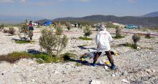 Zeytin bahçesinde bulunan cesedin kimliği tespit edildi