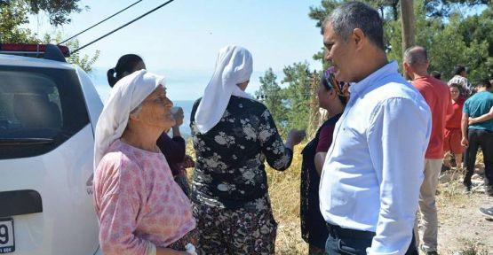 """Üstündağ: """"Zeytinköy afet bölgesi ilan edilsin"""""""