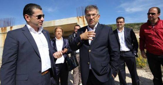 Yarım kalan inşaatın tamamlanması için 1,5 milyon lira ödenek!
