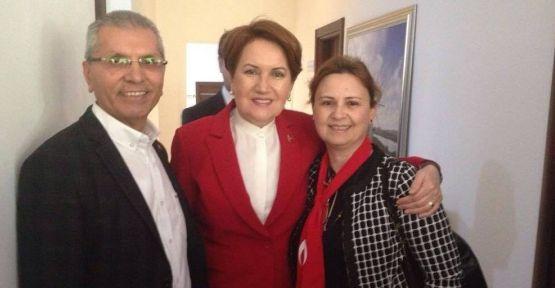 Yatağan Cinaz, İYİ Parti Milletvekili Aday Adaylığını açıkladı