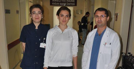 Yatağan Devlet Hastanesi'nde 3 ayda 38 diz ameliyatı