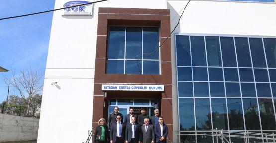 Yatağan'a yakışır Sosyal Güvenlik Merkezi