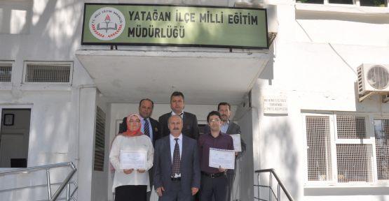 """Yatağan'da 5 okul """"Beslenme dostu okul"""" seçildi"""