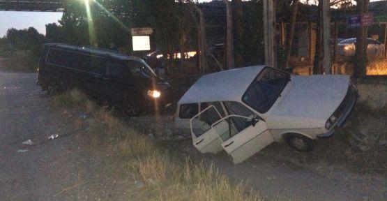 Yatağan'da trafik kazası: 4 yaralı
