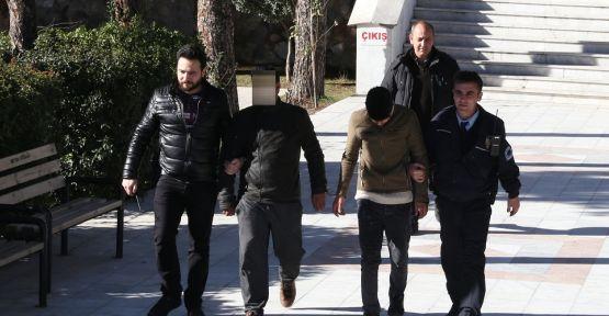 Yatağan'da uyuşturucu operasyonu: 2 kişi tutuklandı