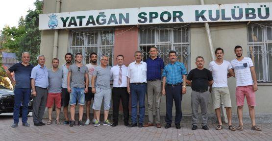 """Yatağanspor'da 14 imzalı """"Şov"""""""