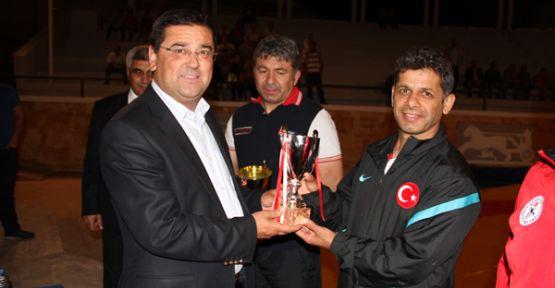 Yatağansporlu güreşçiler, Ahmet Kozak anısına güreşti