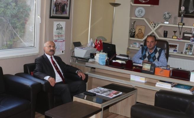 Ali Akalp, belediye başkanlığı için aday adaylığını açıkladı