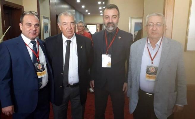 Başkan Akbulut, federasyon yönetiminde