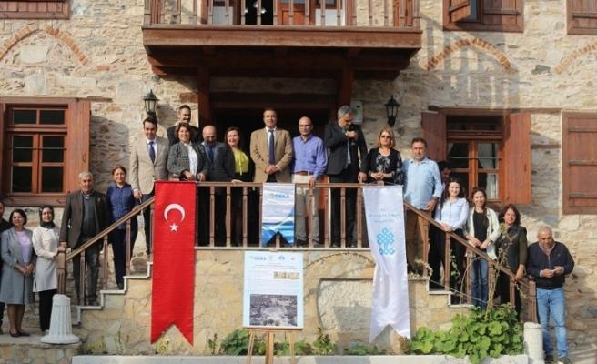 Stratonikeia Antik Kenti'ne 5,5 milyon liralık yatırım