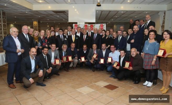 MGC Başarı Ödülleri sahiplerini buldu