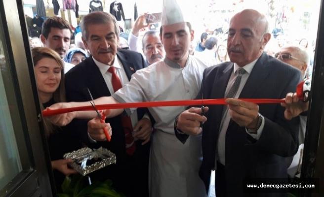 Yatağan'da yeni bir lokanta açıldı