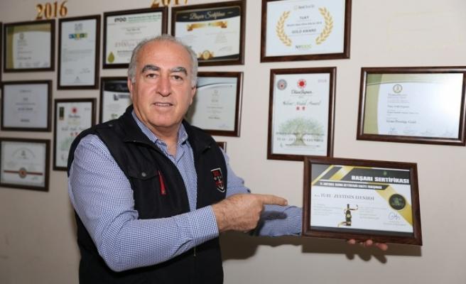 Dünyanın en güvenilir zeytinyağı kalite yarışması Türkiye'de düzenleniyor