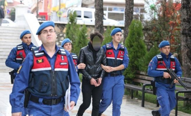 Sosyal medyada terör propagandası yapan kişi yakalandı