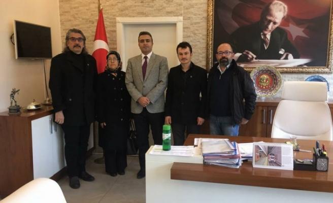 MHP'nin yeni yönetiminden tanışma ziyaretleri