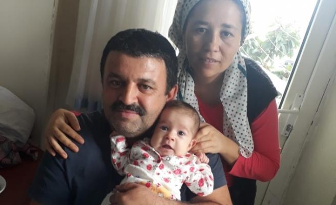 Yaşam savaşını İkra bebek kazandı