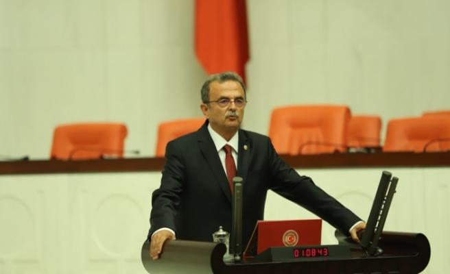 CHP'li Girgin, arıcıların sorunlarını meclis gündemine taşıdı