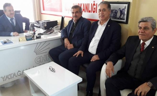 """CHP'li Özcan, """"Kaynaklar tükeniyor"""""""