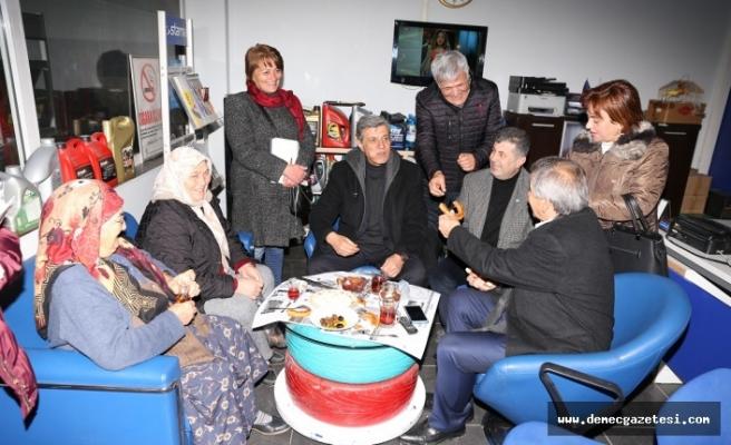 Halil Arslan'dan sanayi sitesi çıkarması