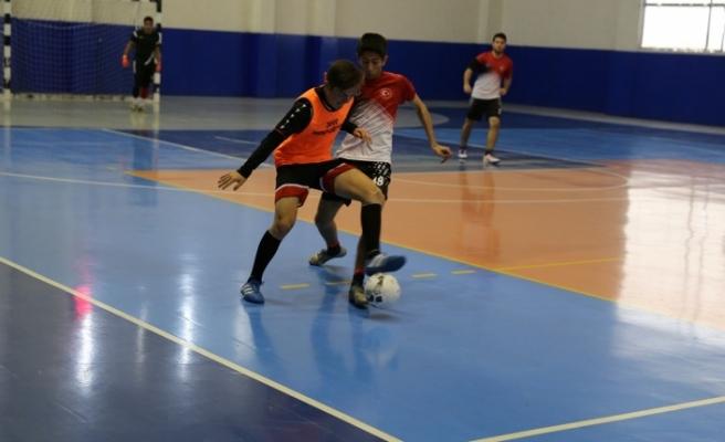 Liselerarası Futsal Turnuvası Yatağan'da yapıldı