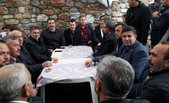 """""""Başbuğ Türkeş"""" Yatağan'da anıldı"""