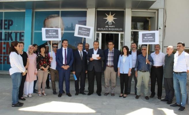 AK Parti 27 Mayıs'ı unutmadı