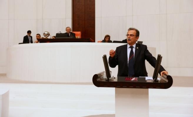"""CHP'li Girgin: """"Sağlıkta mülakat değil liyakat"""""""