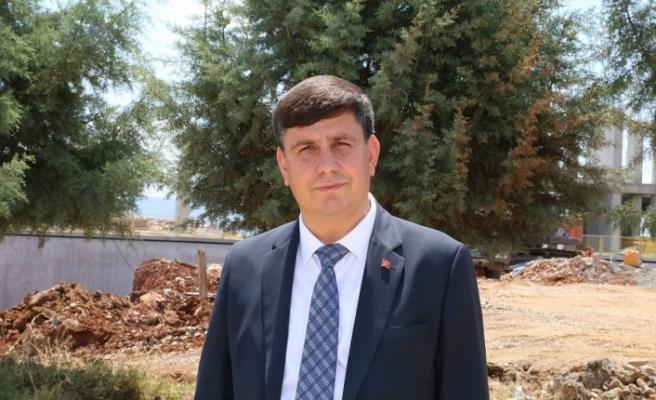 Belediye Başkan Yardımcılığına İsmail Kaya getirildi