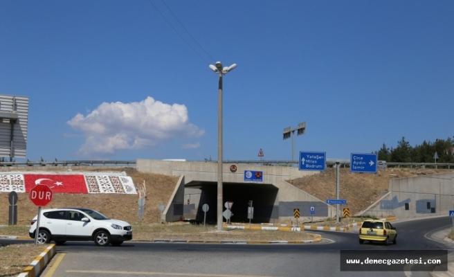 Yatağan Belediyesi ve ADM Elektrik'ten köprülü kavşağa düzenleme