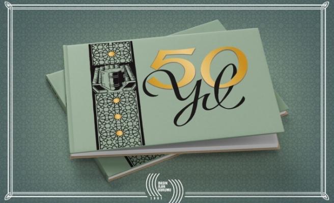 """Hakkı Tarık Us'un """"50 Yıl"""" kitabı BİK tarafından tıpkıbasım olarak yeniden basıldı"""