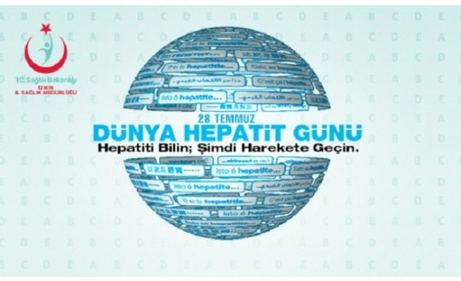 Yatağan Sağlık Müdürlüğünden Dünya Hepatit Günü Açıklaması