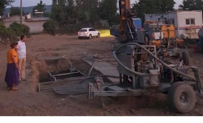 Tartışmalı maden araması durduruldu!