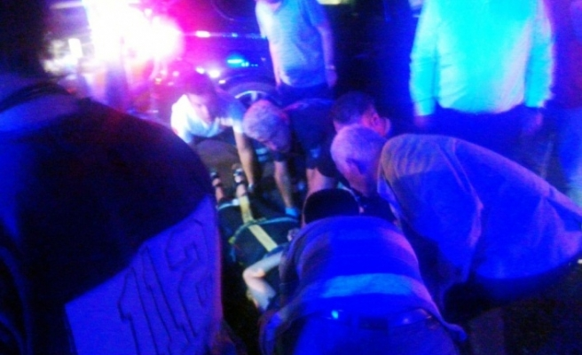Yatağan'da kaza: 11 yaralı