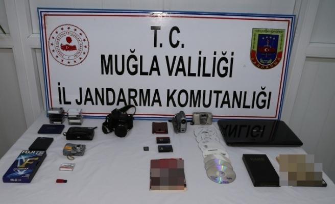 Yatağan'da yasadışı sol örgüt operasyonu