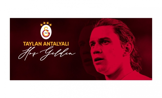 Yatağanlı futbolcu Galatasaray'da