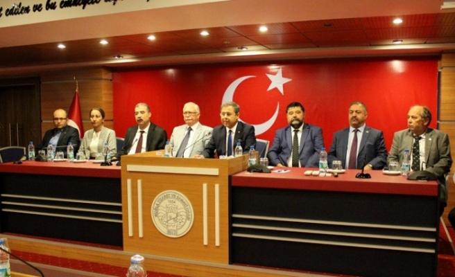 Muğla'dan Barış Pınarı Harekatı'na tam destek!